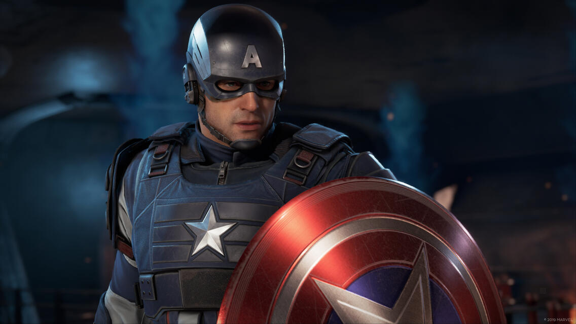 Marvel's Avengers Earth's Mightiest Edition (kostenloses Upgrade auf PS5)