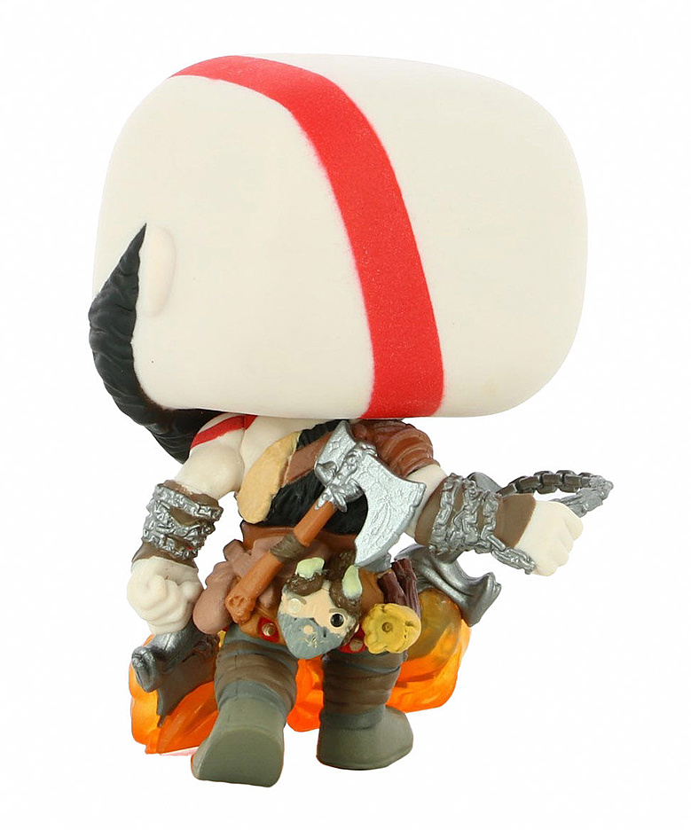 God of War - POP!-Vinyl Figur Kratos (Funko Club exklusiv!)
