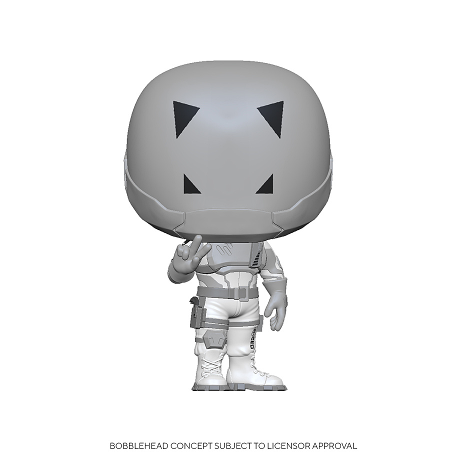 Fortnite  POP!-Vinyl Figur Scratch
